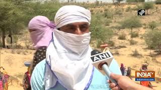COVID-19: Teachers in Jaipur turn as MGNREGA labourers amid pandemic - INDIATV