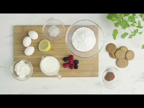 Bake and freeze holiday treats: Easy cheesecakes