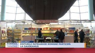 Editurile Patriarhiei Romane participa la GAUDEAMUS