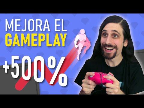 Mejora la jugabilidad un 500%