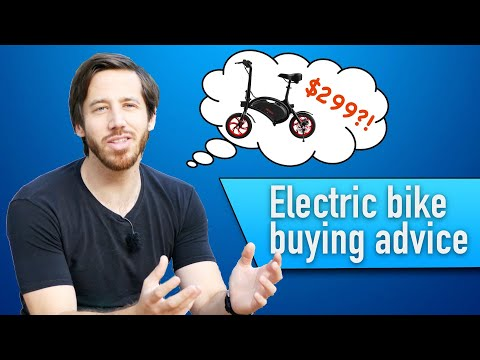 Which e-bike should you buy? You asked, I answered