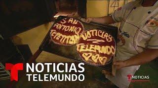 Pan de feria una tradición mexicana arraigada en Tepetitlán   Noticias Telemundo