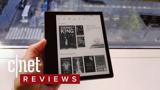The updated Kindle Oasis e-reader