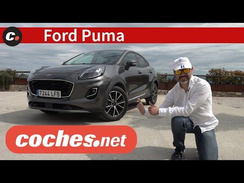 Ford PUMA Ecoboost 125 CV MHEV | Prueba / Test / Review en español | coches.net