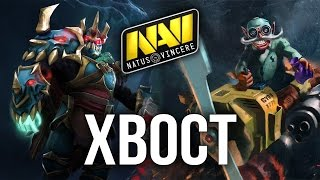 Na'Vi XBOCT vs Empire | Dota 2 Pro Gameplay