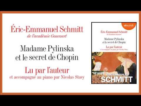 Vidéo de Eric-Emmanuel Schmitt