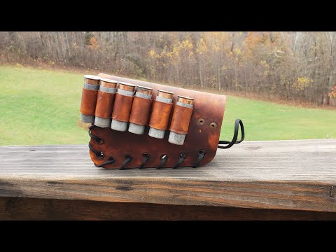 Cowboy Shotshell Side Saddle