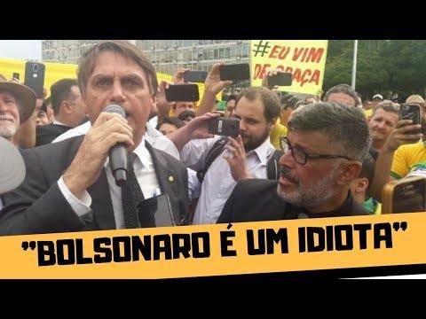 ALEXANDRE FROTA E OS REBELDES DO PSL CONTRA O IDIOTA DO BOLSONARO