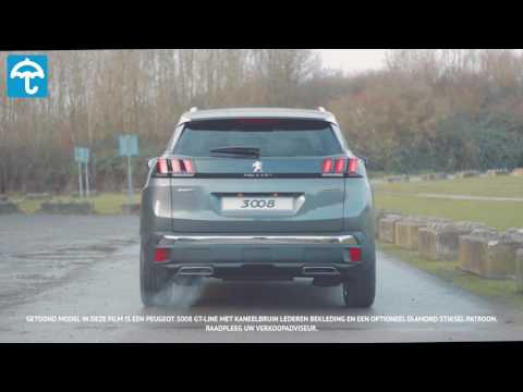 Peugeot 3008 Promotiefilm Alba Automotive