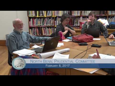 North Benn  Prudential Comittee - 2/8/17