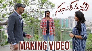 Hero Kalyan Dev New Movie Shooting | Super Machi Movie - Telugu Film News | Latest Tollywood News - TFPC
