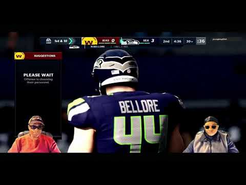 I Have A Special Guest    INTENSE  Online Ranked Head To Head Gameplay   Madden NFL21