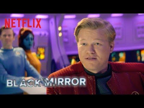 connectYoutube - Black Mirror - U.S.S. Callister | Official Trailer [HD] | Netflix