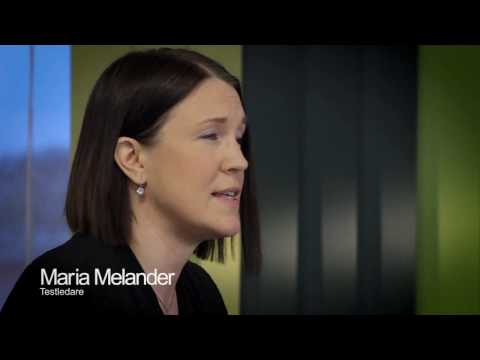 Maria Melander, Testledare, Umeå Energi