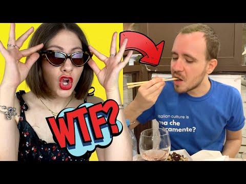 Mangiamo il POKE a FIRENZE dopo Palazzo Pitti e Giardino di Boboli | Vlog in Italia 🇮🇹 ⚜️