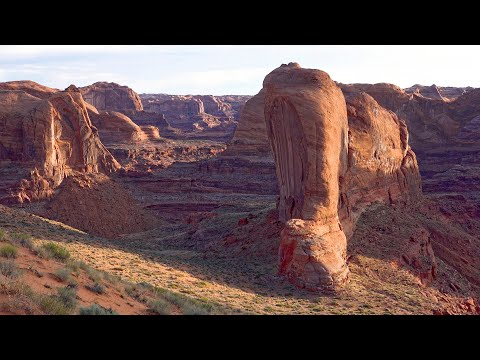 Coyote Gulch, Utah, USA in 4K Ultra HD