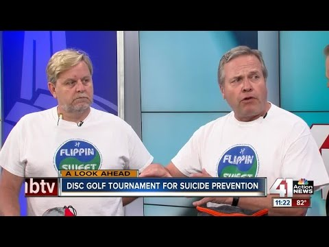 Organizers talk about the Flippin Sweet Memorial Disc Golf Tournament