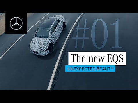 Unexpected Beauty | Episode 01: The eDrive System from the New EQS