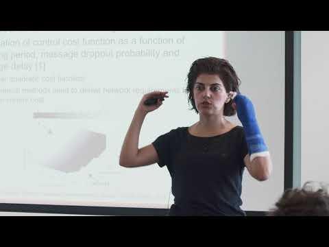 Sinem Coleri Ergen, Koc University - part 2 of 3 - HSSCPS 2018