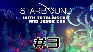 Starbound Beta - Episode 3 - Jesse is bad at hunting