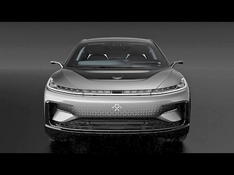 2018 Faraday Future FF 91 - Official Trailer