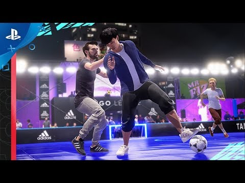 FIFA 20 - Official Reveal Trailer ft. VOLTA Football | PS4