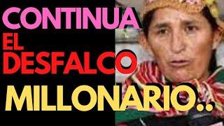 """ROBO MILLONARIO AL FONDO INDÍGENA """"CONTINÚA EL SAQUEO"""" ¿QUÉ OPINAS TÚ SOBRE EL TEMA?"""