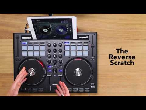 Learn How to Scratch: The Reverse Scratch (Tutorial 5)