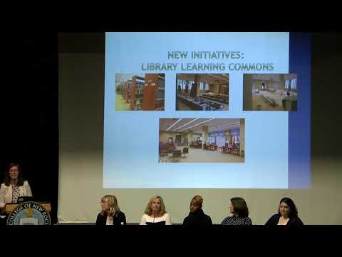 Update on the Gill Library - Ana Fontoura, Dean