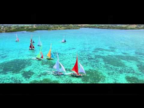 Regatta festival in Mauritius