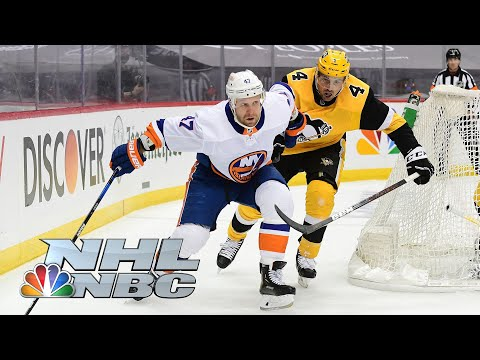 NHL Stanley Cup 2021 First Round: Islanders vs. Penguins | Game 1 EXTENDED HIGHLIGHTS | NBC Sports