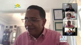Pedro Jimenez comenta lista de los gobiernos que mas han invertido para enfrentar el coronavirus
