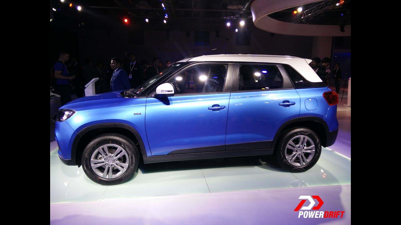 Maruti Suzuki Vitara Brezza (XA Alpha) : First Impressions : PowerDrift