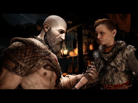 God of War's First Epic Battle (SPOILERS!)