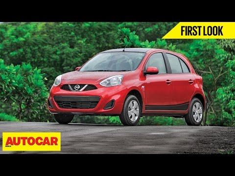 Nissan Micra X-Shift | First Look | Autocar India