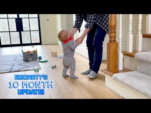 Emorett's 10 Month Update!