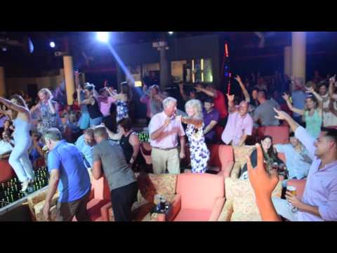 Rock Show Mannequin Challenge at Secrets Maroma