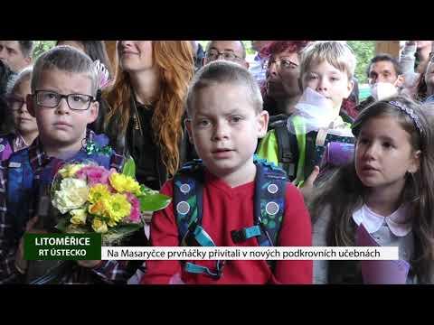 Na Masaryčce prvňáčky přivítali vnových podkrovních učebnách