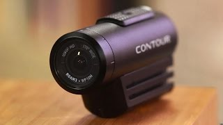 Contour returns with the waterproof full-HD Roam3 action cam