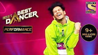 Aman's Quirky Moves Are Well Recieved  | India's Best Dancer - SETINDIA
