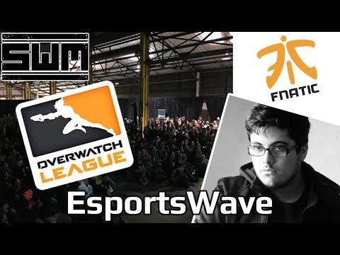 connectYoutube - Esports Wave! - OWL Season BEGINS! A Smash Legend Steps Down! A Team's Betrayal!