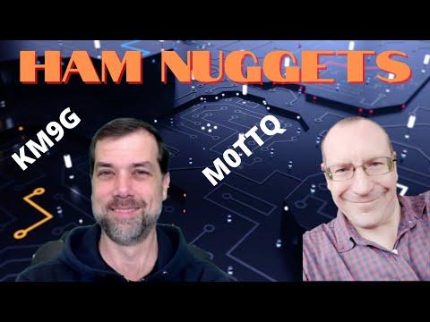 Ham Nuggets Live! w/Stuart Crow, M0TTQ