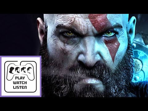 New God of War on PS4 AND PS5!? | Play, Watch, Listen ep. 65