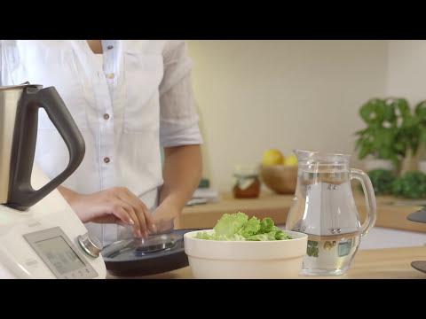 Trucos para picar lechuga - Recetas Thermomix ® TM5