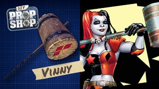 Make Harley Quinn's Hammer - DIY Prop Shop