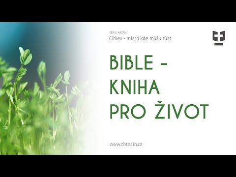 Bible - kniha pro život