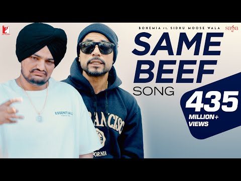 Same Beef - Bohemia Ft. Sidhu Moose Wala   Official Song   Byg Byrd   New Punjabi Song 2019