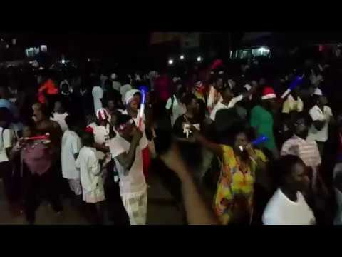 How Kumasi reacted to Akufo Addo's victory