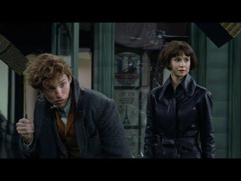 Animales Fanta?sticos: Los cri?menes de Grindelwald - Trailer final español (HD)