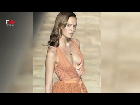 GIVENCHY Spring 2004 Paris - Fashion Channel